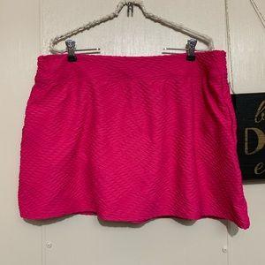 Lands End Swim Skirt Size 16 W
